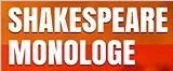 Shakespeare Monologe für Frauen und Männer (Kindle)